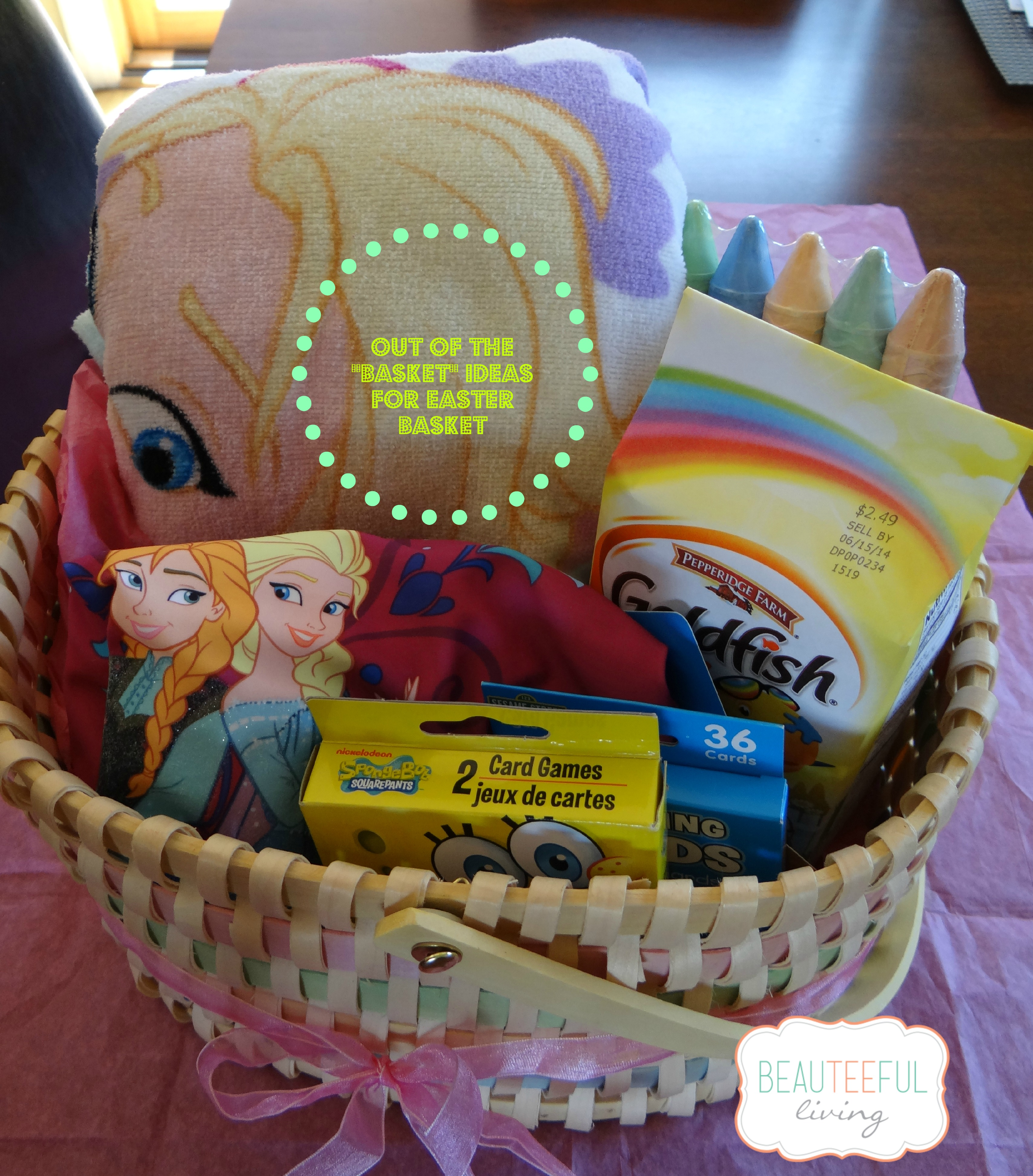 easter basket ideas u2013 think outside of basket beauteeful living