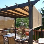 Our New Pergola – Shade at Last