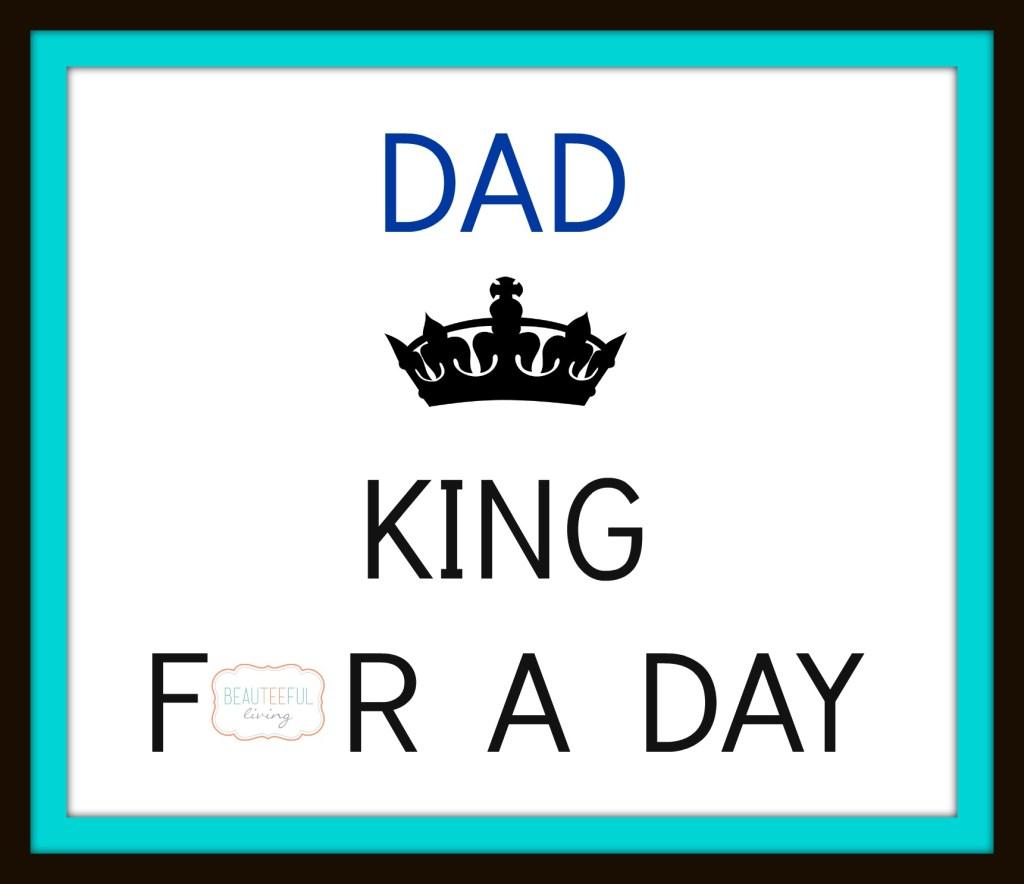 Kingforaday