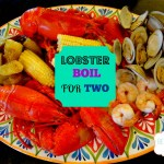 Lobster Boil for Two