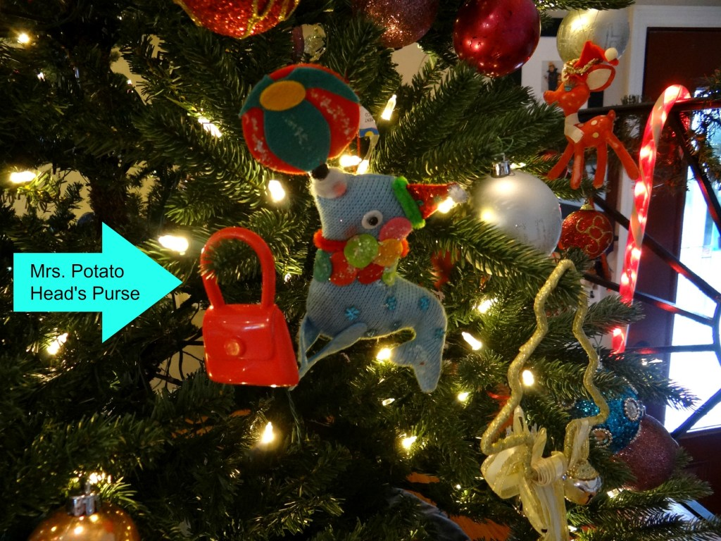 Meaningful ornaments