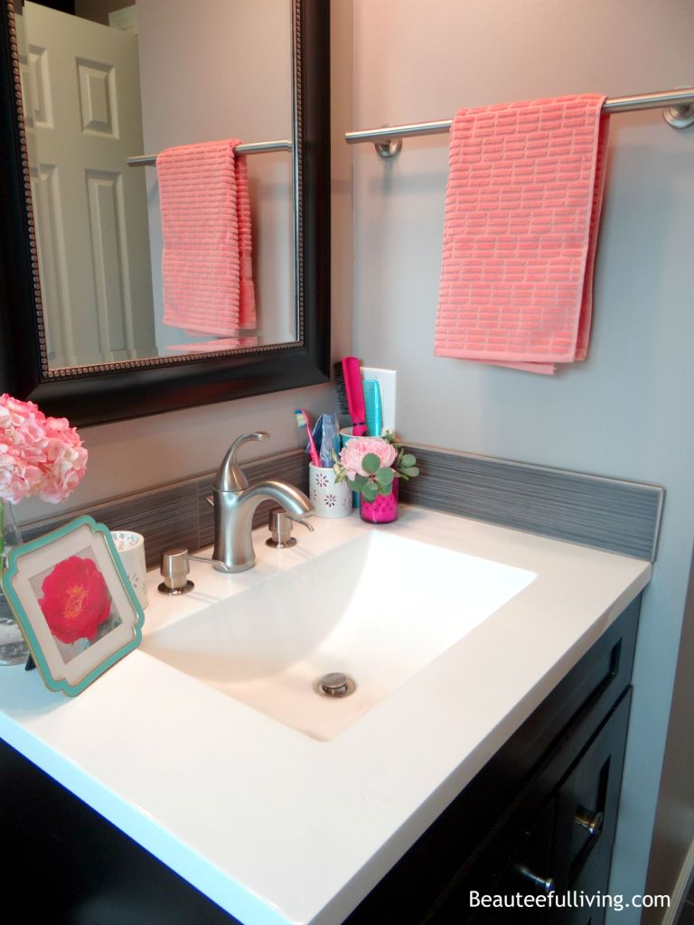 Bathroom vanity - Beauteeful Living