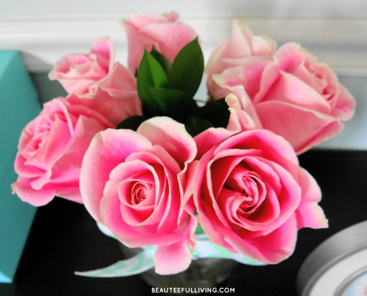 Pink Roses - Beauteeful Living