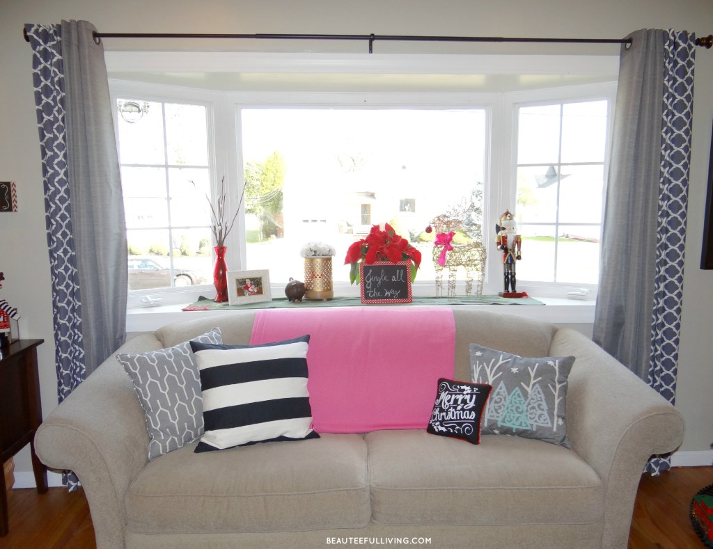 Christmas living room - Beauteeful Living