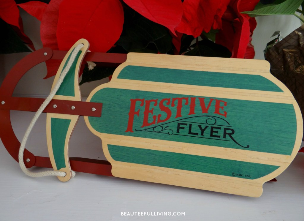 Festive Flyer - Beauteeful Living