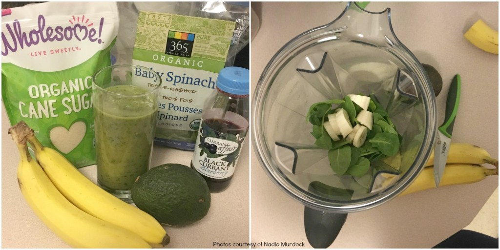 Daily Recharge Smoothie Prep
