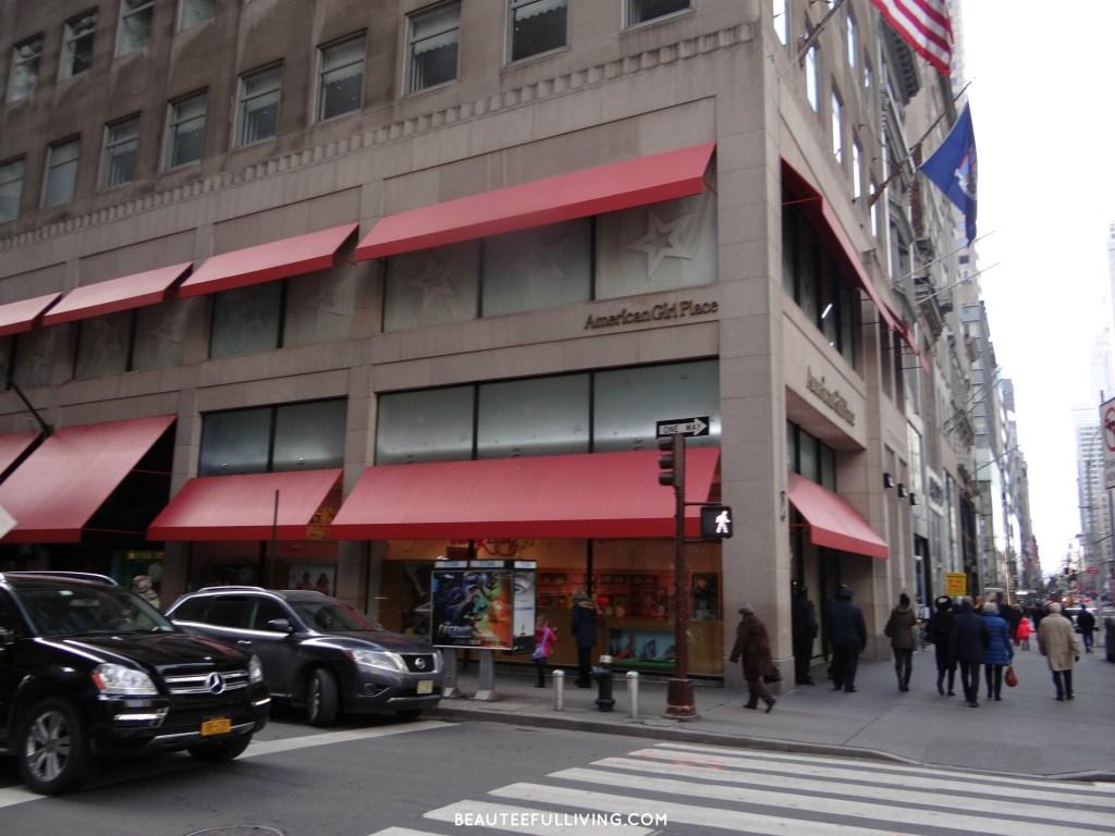 American Girl NY Store