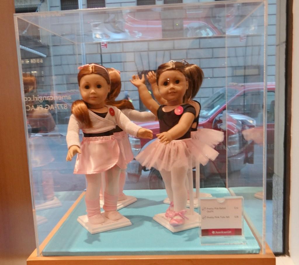 Ballerina AG Dolls