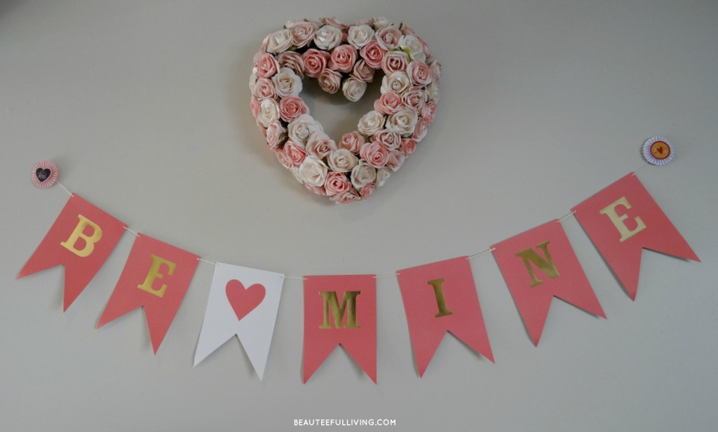 Be Mine Banner - Beauteeful Living
