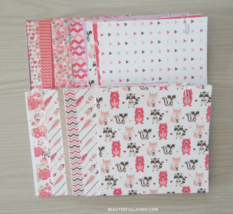 Valentines Paper Stock - Beauteefulliving