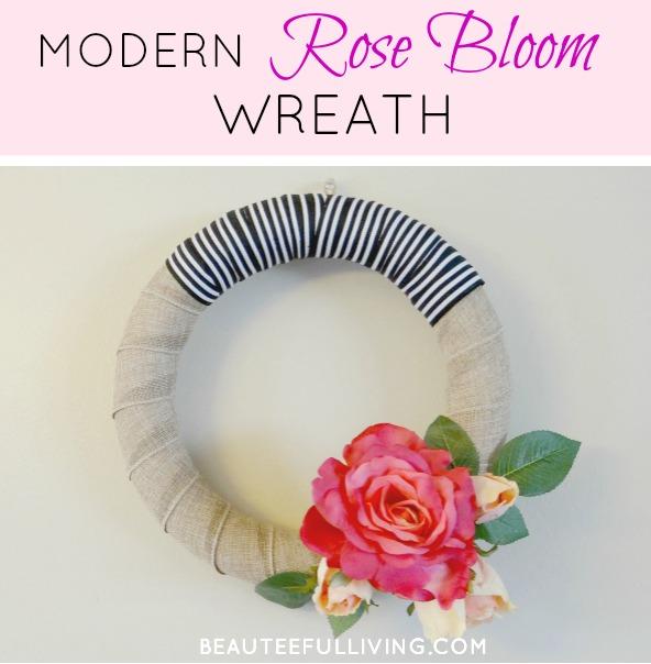 Rose Bloom Wreath