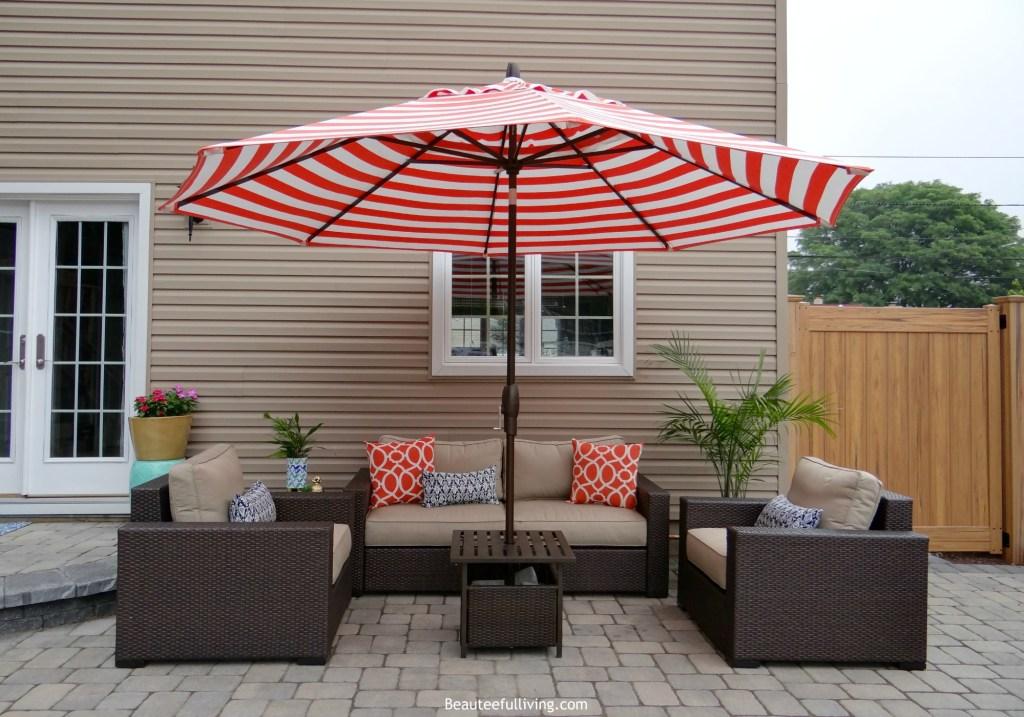 Serta patio conversation set - Beauteeful Living