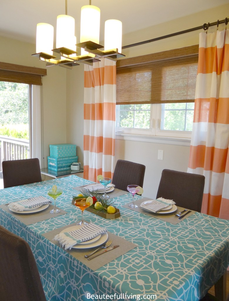 Summer Dining Room - Beauteeful Living
