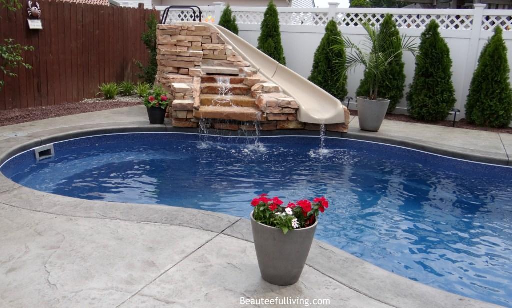 Viking Inground Pool - Beauteeful Living