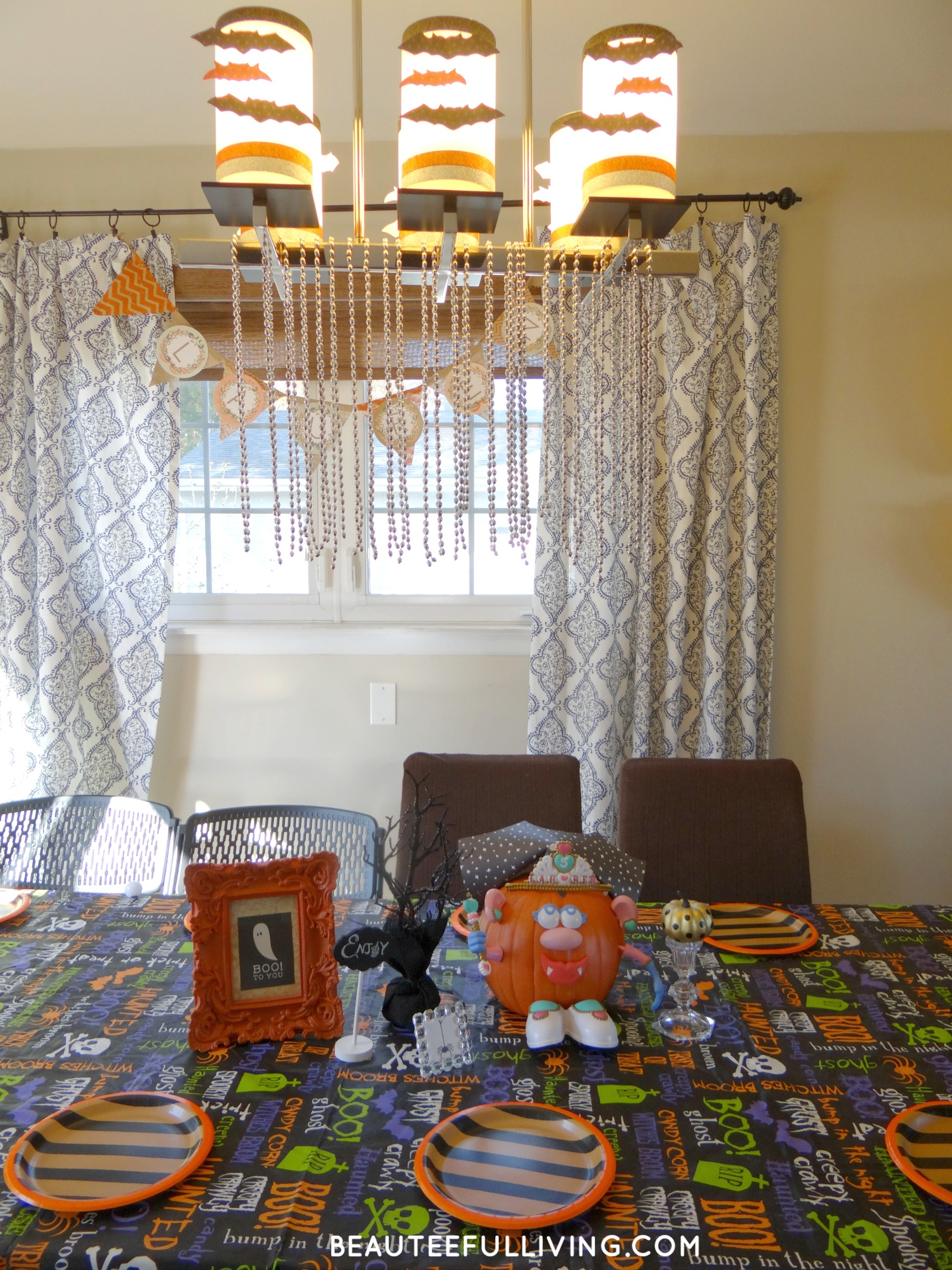 Throwing a Spooktacular Halloween Birthday Party - BEAUTEEFUL Living