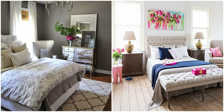 Modern Glam Master Bedroom Makeover - ORC Week 4 ...