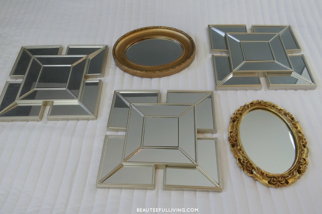 Glam Mirrors - Beauteeful Living