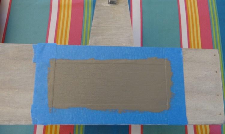 Chalk Paint Step