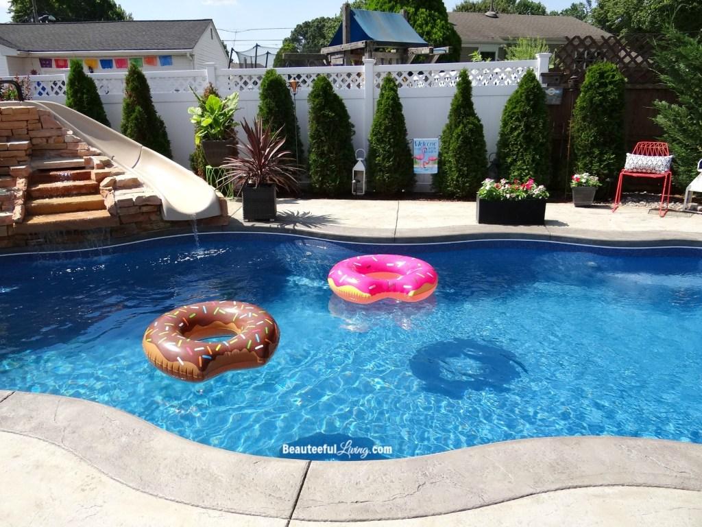 Donut Pool Floats
