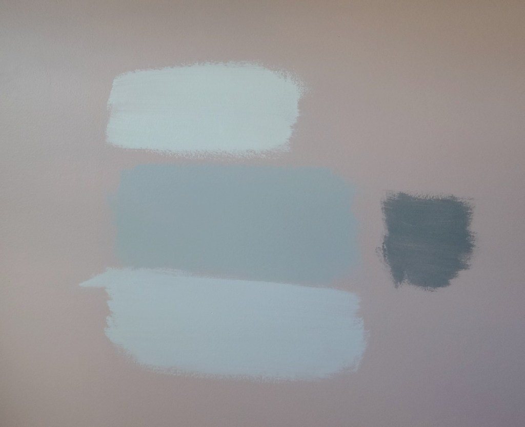 Gray Paint Color Samples