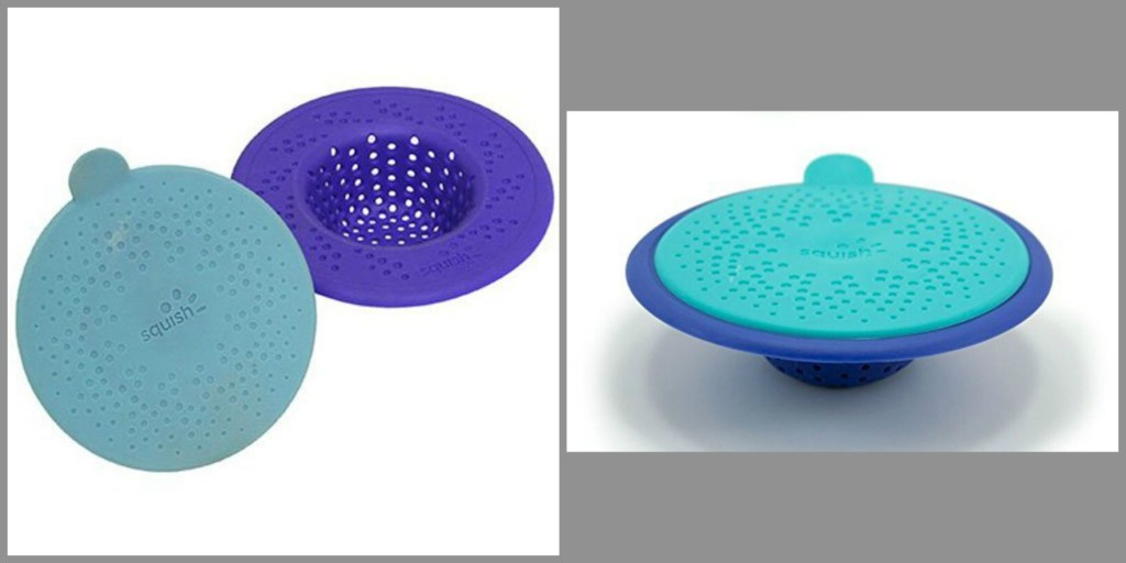 Silicone Strainer with Stopper
