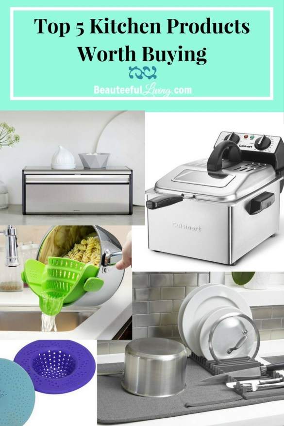 Top Kitchen Products Worth Buying - Beauteeful Living