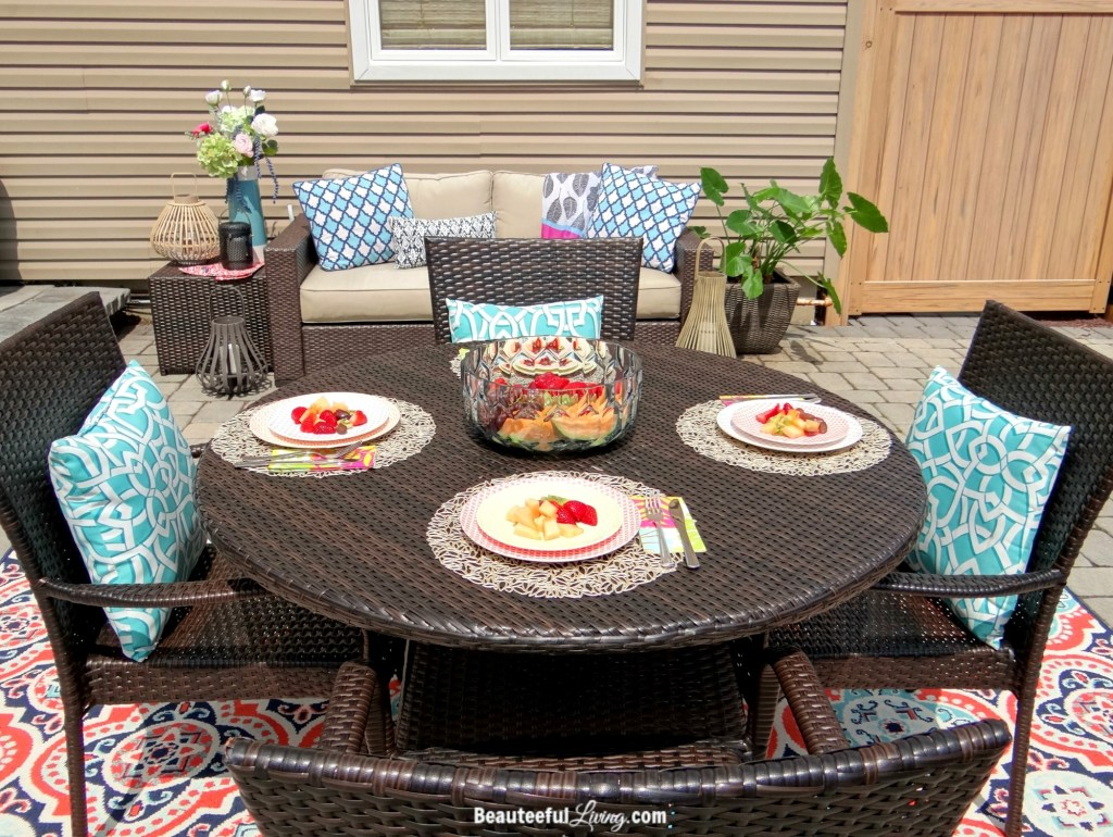 Outdoor Dining Set - Beauteeful Living