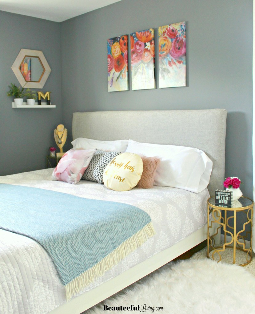 Glam Bedroom - Beauteeful Living
