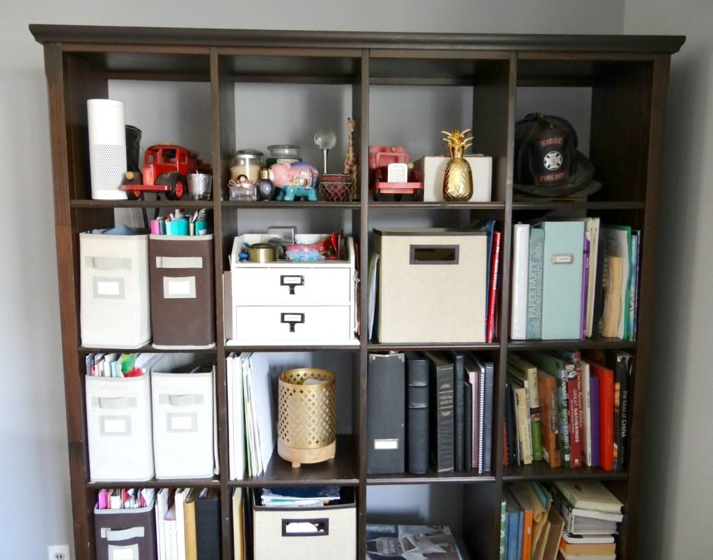 Espresso Book case