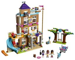 Lego Friends Friendship House Set