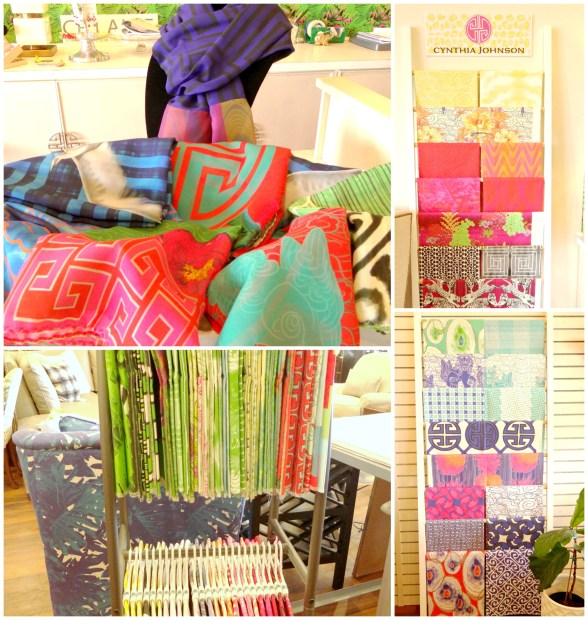 CJ Johnson Designs Textiles and Wallpaper