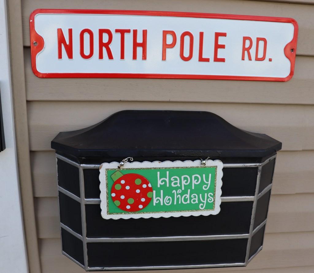 Holiday Mailbox