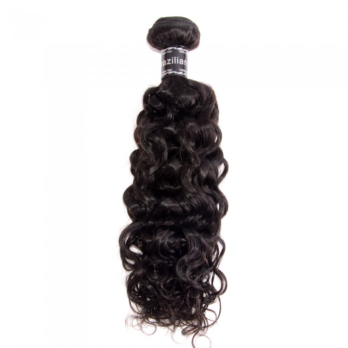 Italy Curly Virgin Brazilian Hair
