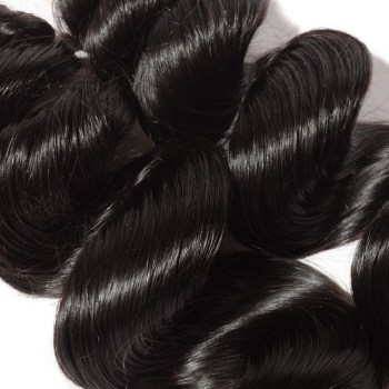 Loose Wave Virgin Brazilian Hair