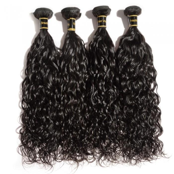 Natural Wavy Virgin Brazilian Hair