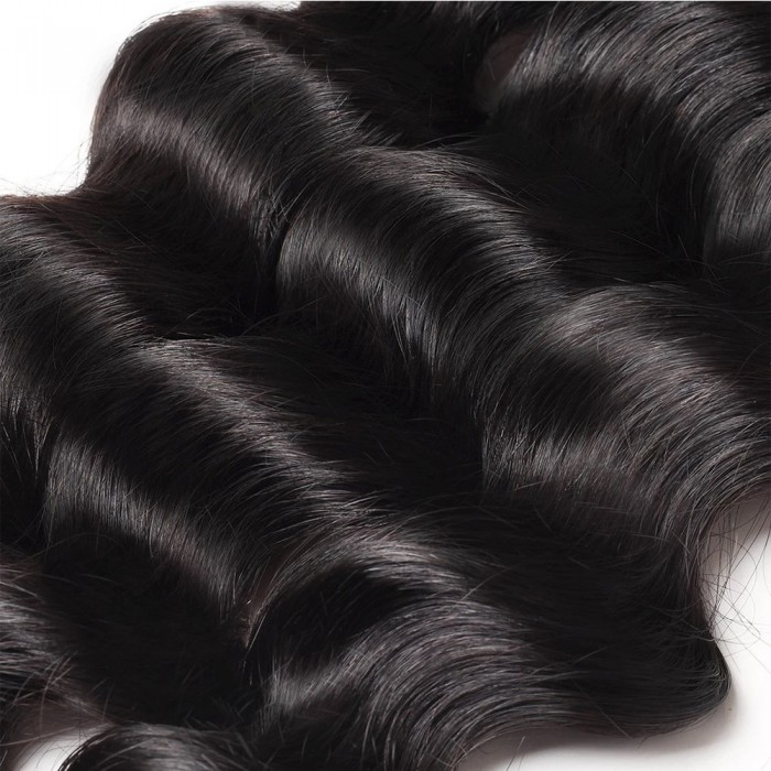 Loose Deep Virgin Brazilian Hair