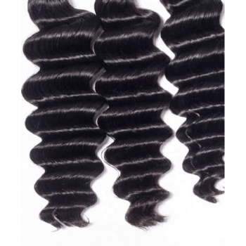 Loose Deep Virgin Brazilian Hair
