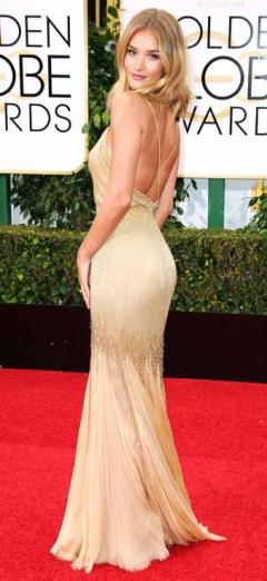Rosie Huntington Whitely - Versace