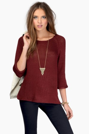 Tobi Sweater