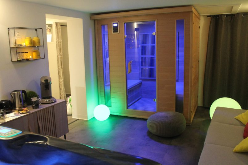 sauna beauté zen institut guer