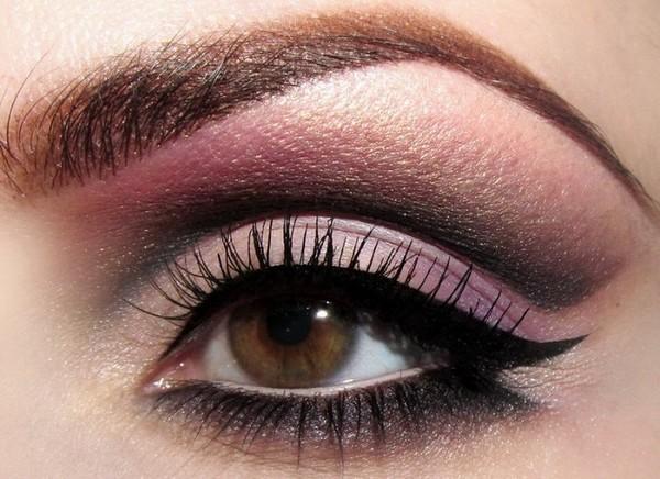 Pencil Eyeliner Styles