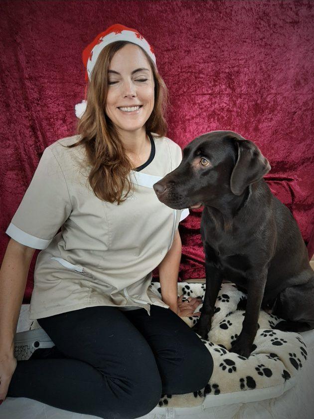 Caro's Hundesalon, Weihnachtsvorbereitung