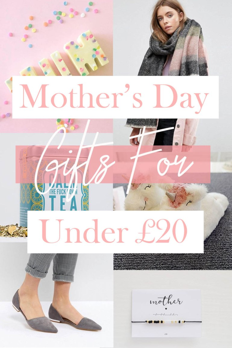 Mother's Day is fast approaching! (11th March!) Here are 20 super cute and meaningful gift ideas . . . on a budget!