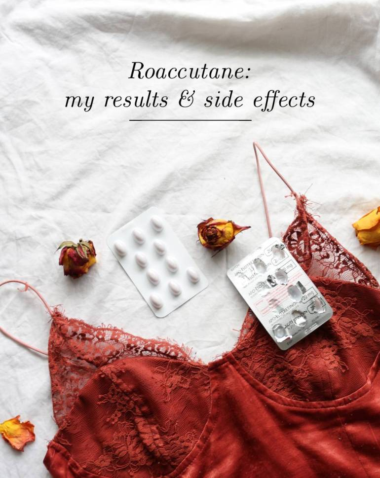 Roaccutane Update: Results & Side Effects