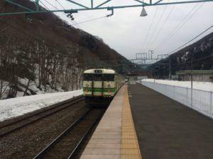 300x225 - 上越線のモグラ駅「土合駅」