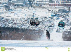 ski resort mountain air sakhalin island russia gorny vozdukh yuzhno sakhalinsk jan sports technical complex winter 72420029 300x221 - なぜ極寒地ロシアからニセコに滑りに来たの?〜ニセコ移住日記㉔〜