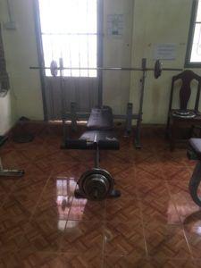 img 1743 225x300 - ラオスのルアンパバーンでジムを探してるなら「Mr.Big Muscle Gym」がお勧め