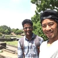 img 2603 - HelloTalkを使ってインドの友人と会ってみた