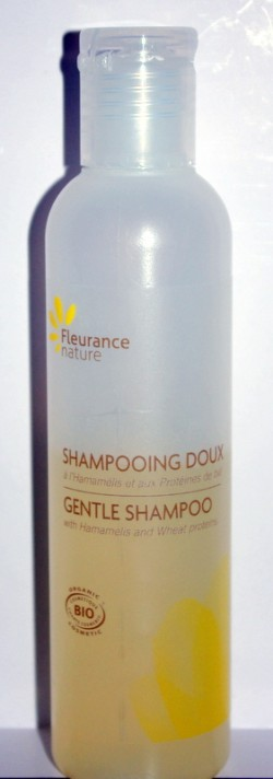 Shampoing fleurance nature
