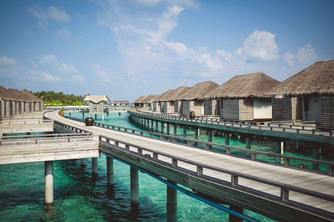 Für Noch Mehr Exklusivität Und Privatsphäre Gibt Es Eine Deluxe Villa Mit  Pool (110 Qm) Und Outdoor Dusche, Eine Romantische Pool Villa Mit Gazebo,  ...
